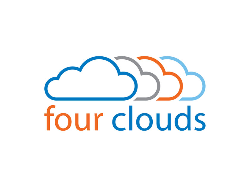 Four Clouds Logo