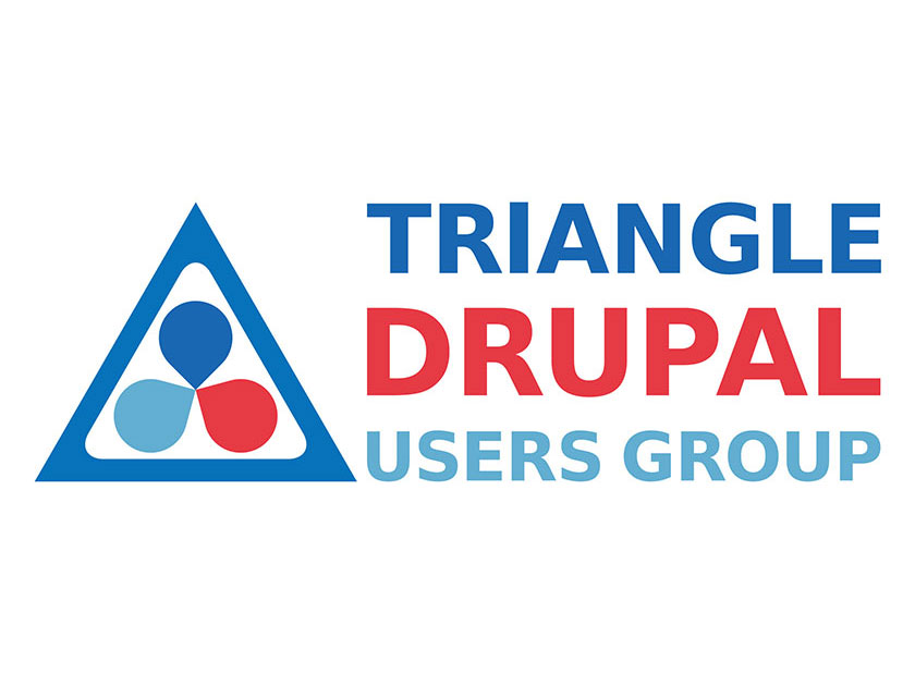 Triangle Drupal Users' Group - Logo